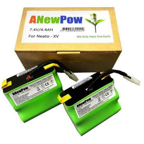 APNX 11 Neato XV sorozat Li-ion 4400mAh akkumulátor csomag