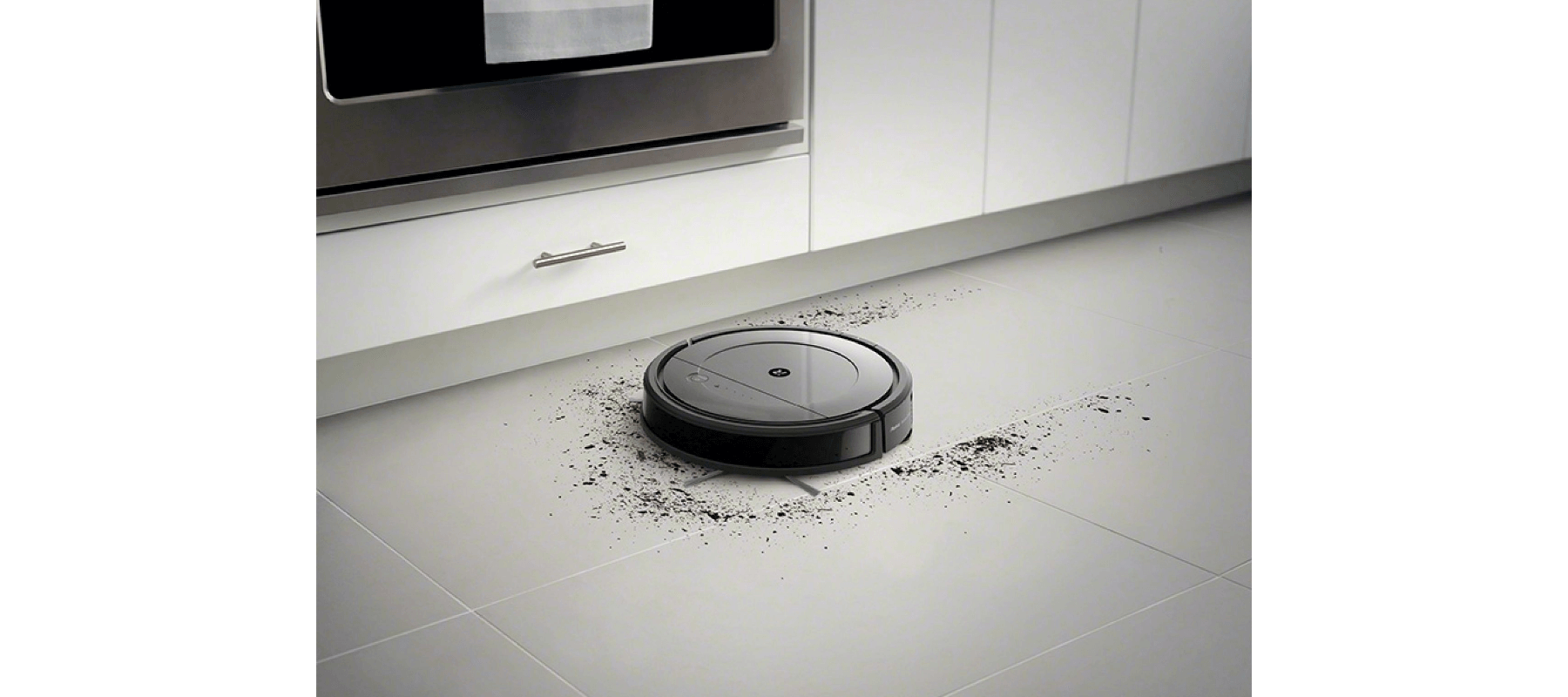 Roomba Combo a konyhában