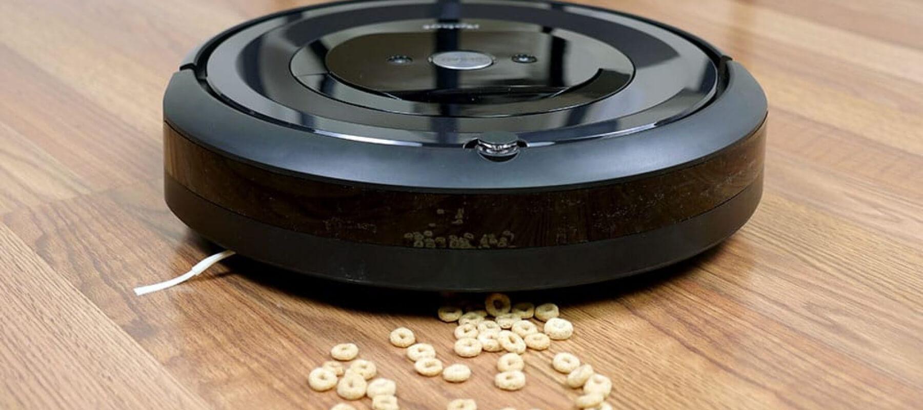 Roomba e5 robotporszívó